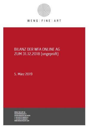2018 31 12  Bilanz Wfa Onl