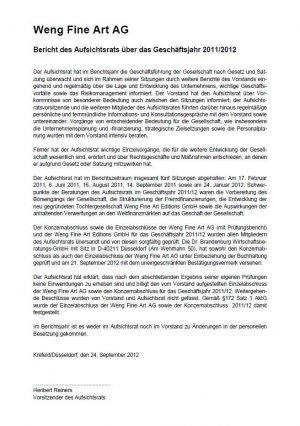 Ar Bericht 2012