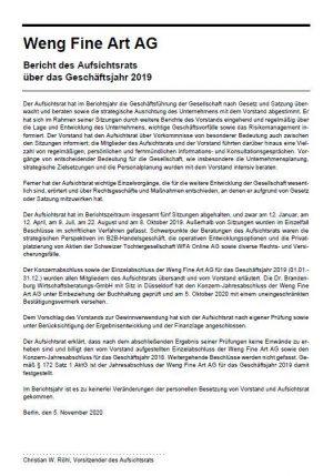 Bericht Des Ar 2019