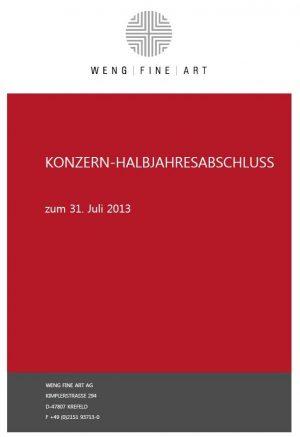 Deckblatt Halbjahresabschlus 20130713