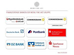 Finanzierende Banken 2020 09 30